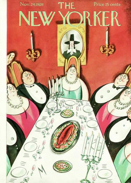 New Yorker November 24th, 1928 Poster