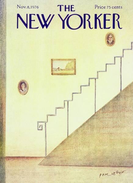 New Yorker November 8th 1976 Poster