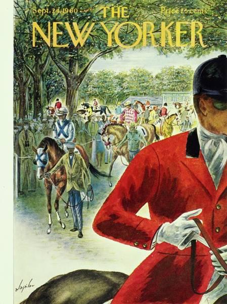 New Yorker September 24th 1960 Poster