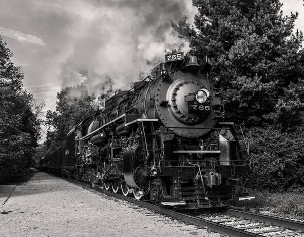 Nickel Plate Berkshire 765 Poster