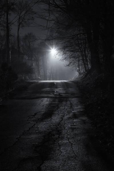 Night Fog Poster