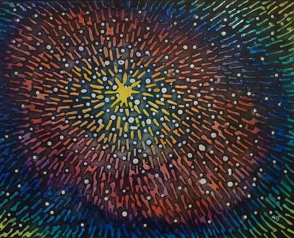 Nimoy Nebula Poster