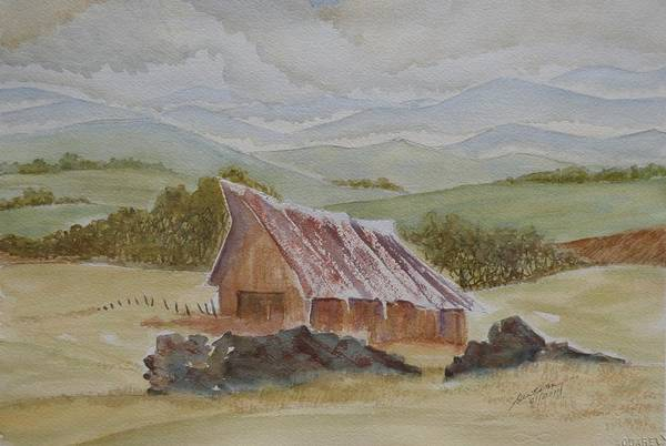 North Of Winnemucca Poster