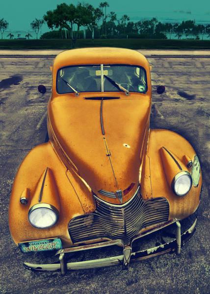 Nosy Car Poster