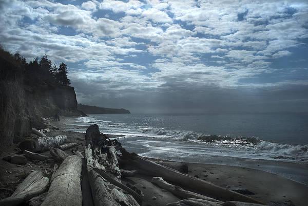 Ocean Beach Pacific Northwest Poster