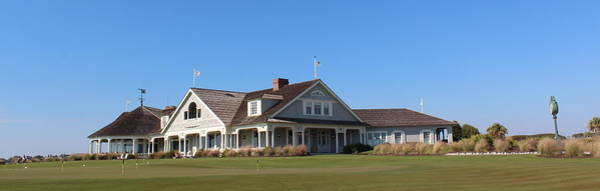 Ocean Course Clubhouse Kiawah Island Poster