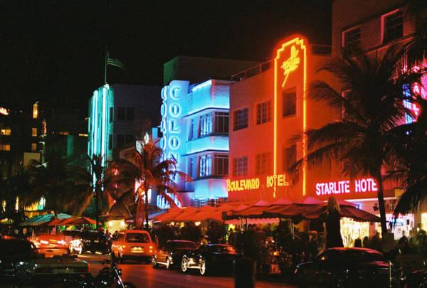 Ocean Drive Film Image Poster