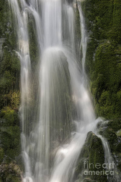 Olympic Waterfall Poster