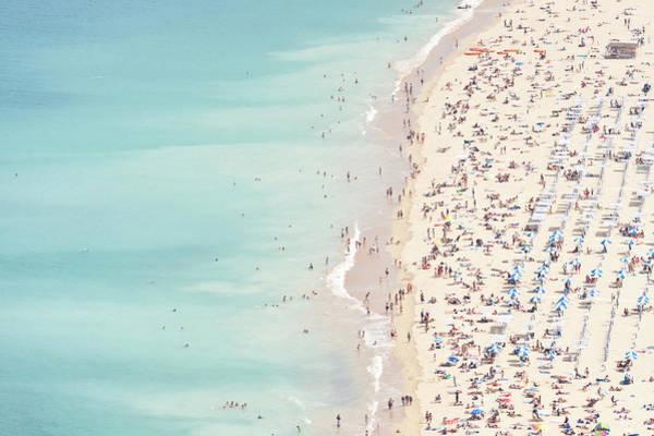 Ondarreta Beach, San Sebastian, Spain Poster