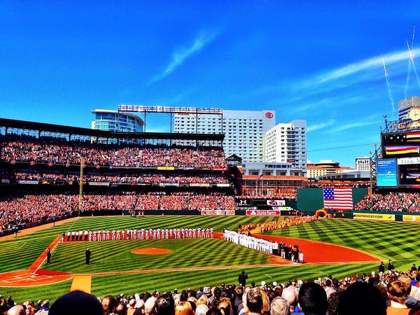 Opening Day 2014 In Baltimore Poster