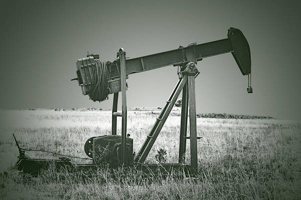 Orphans Of The Texas Oil Fields Poster