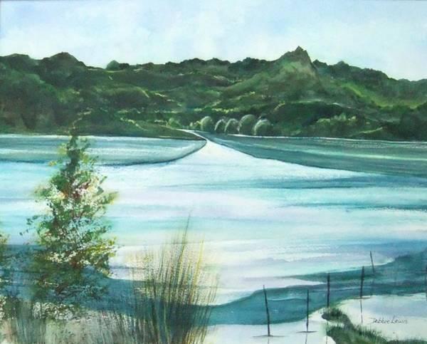 Peaceful Lake Poster