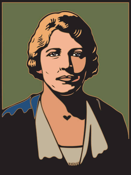 Pearl S Buck Poster