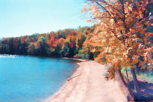 Pennsylvania Autumn 001 Poster