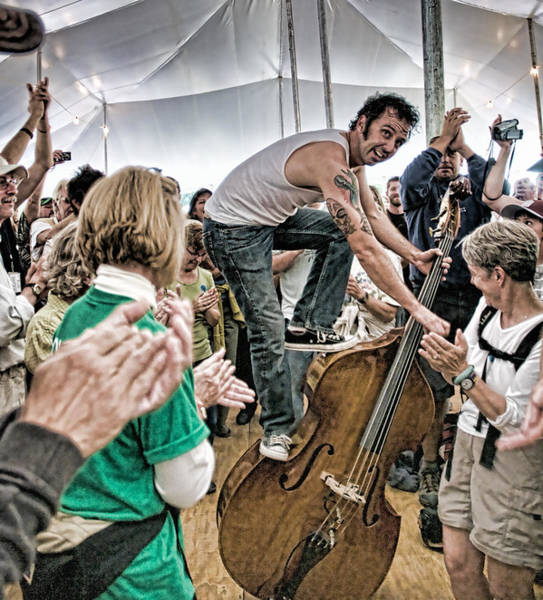 The Lost Bayou Ramblers Pleasing The Crowd Poster
