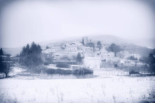 Poet-laval In Snow  Poster