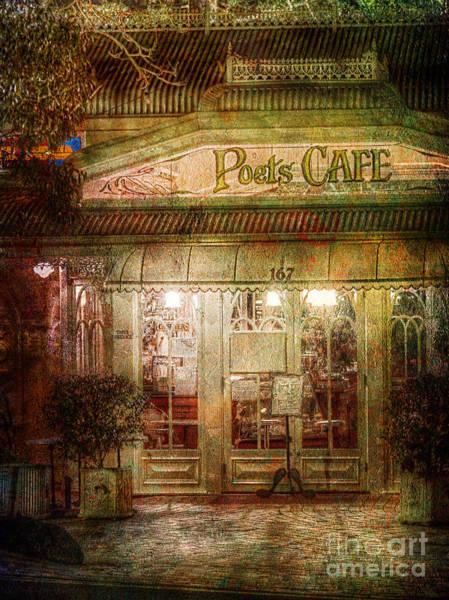Poet's Cafe Poster