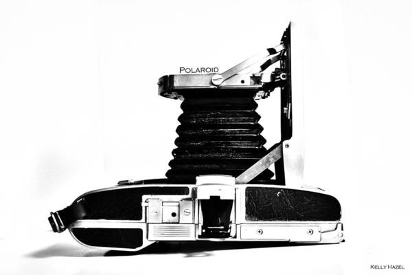 Polaroid Land Camera 95b 2 Poster
