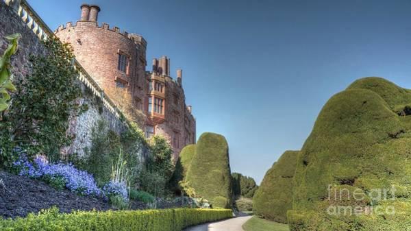 Powis Castle And Garden Poster