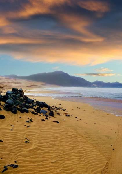 Praia Do Salamansa Africa Poster