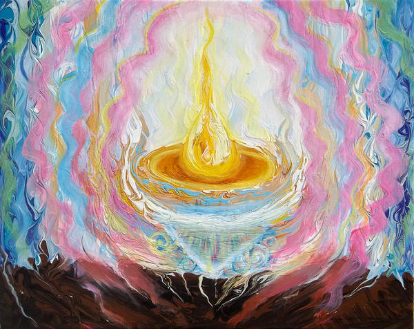 Prophetic Message Sketch Painting 27 It Takes One Person Poster