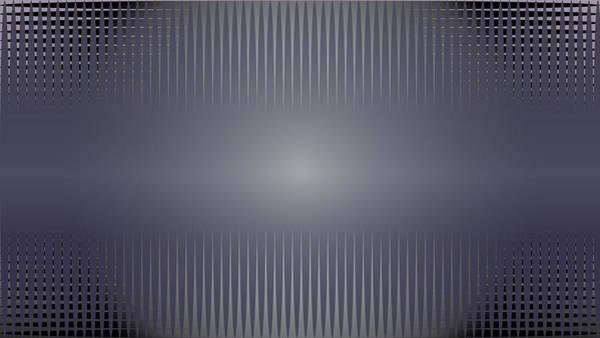 Purple Horizon Poster