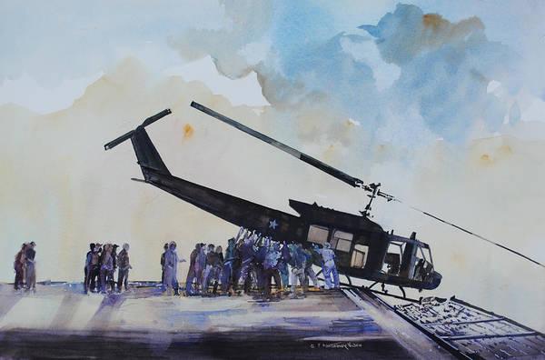 Pushover - South China Sea 1975 Poster