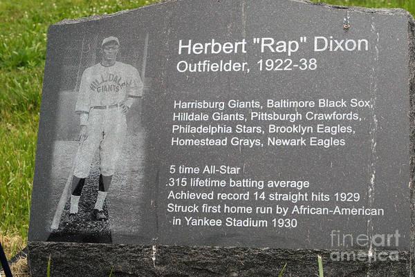 Rap Dixon Poster