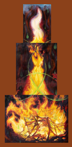 Refiners Fire Poster