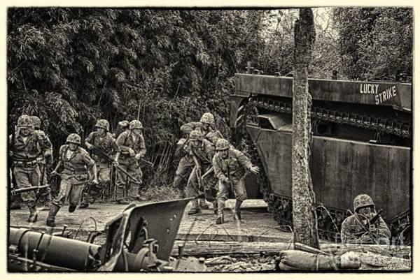 Reinforcements Poster