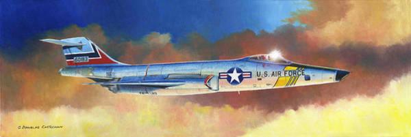 Rf-101 Voodoo Poster