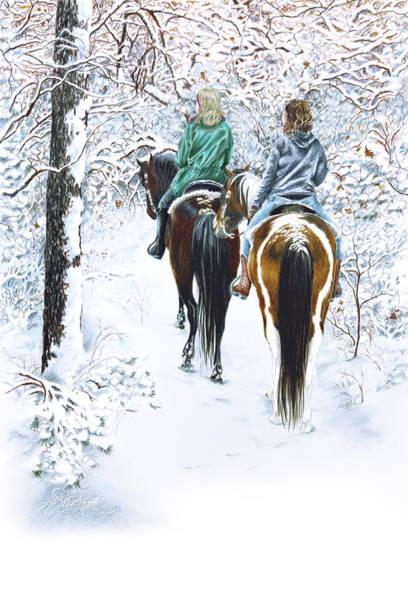 Ride Into Faerieland Poster