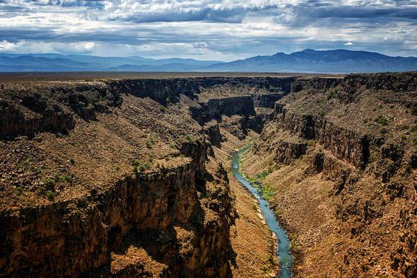 Rio Grande Gorge 1 Poster