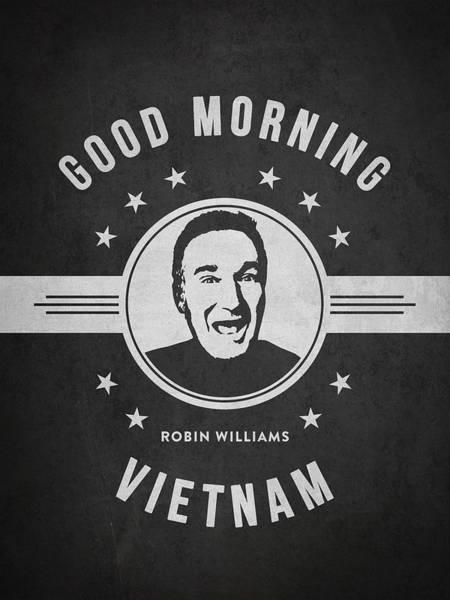 Robin Williams - Dark Poster