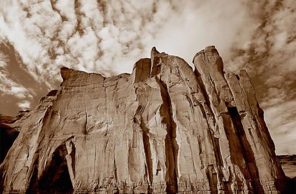 Rock Mound Poster