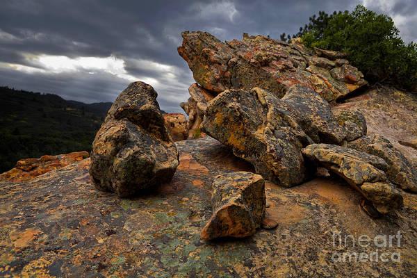 Rock/storm Poster