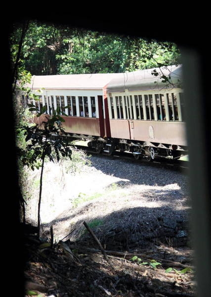 Poster featuring the photograph rolling Stock by Debbie Cundy