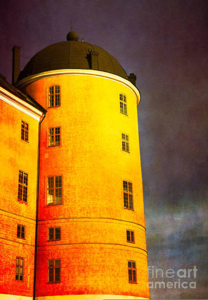 Romantic Fairytale Castle Poster