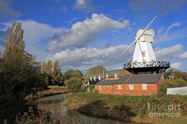 Rye Windmill Poster