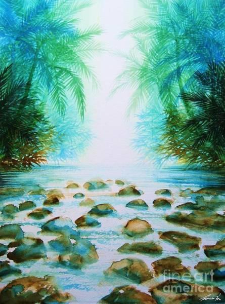 Sacred Pools Poster
