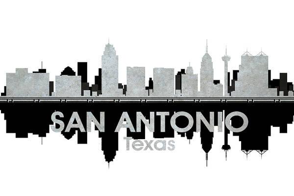 San Antonio Tx 4 Poster