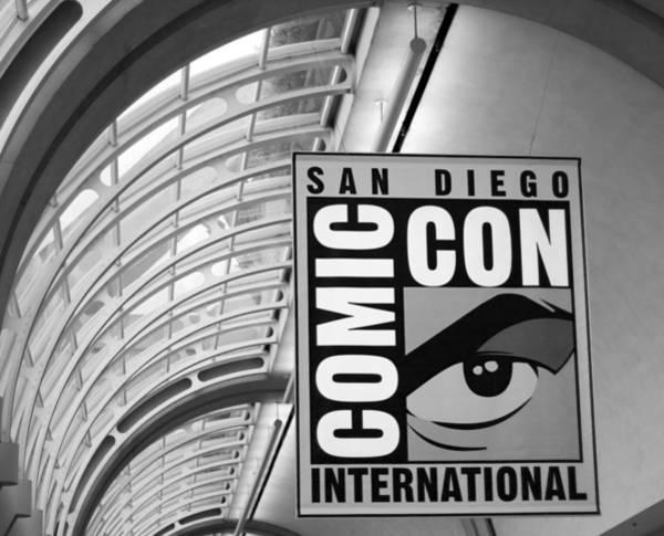 San Diego Comic Con Poster