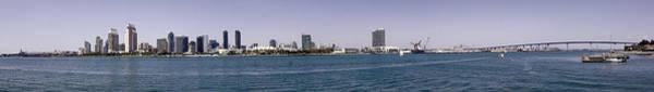 San Diego Panorama Poster