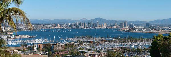 San Diego's Big Bay Poster