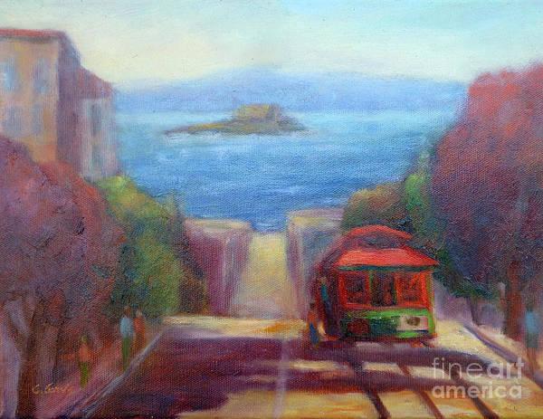 San Francisco Hills Poster