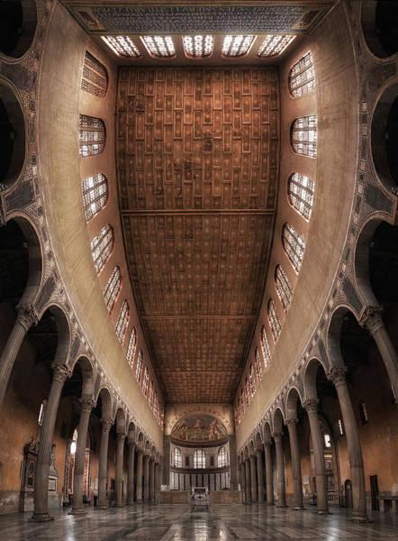 Santa Sabina Church, Rome. Poster