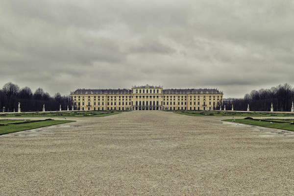 Schonbrunn Palace Poster