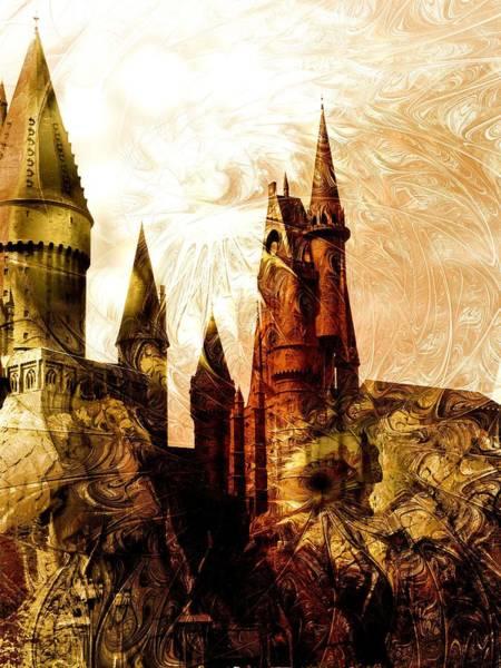 School Of Magic Poster