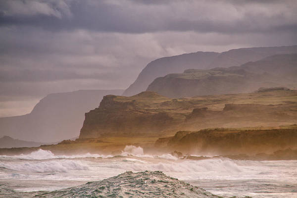 Sea Cliffs Poster