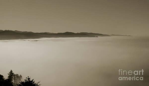 Sea Of Fog Poster